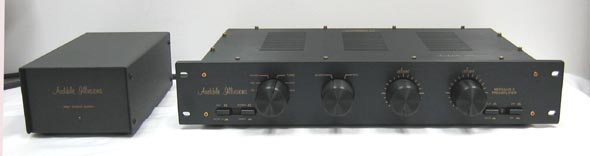 Audible Illusion Modulus 3 with MM MC phono    (phono stage MM)